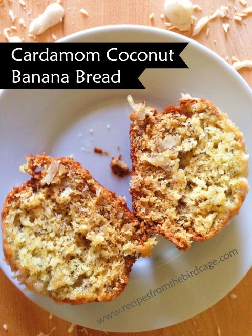 Cardomom Coconut